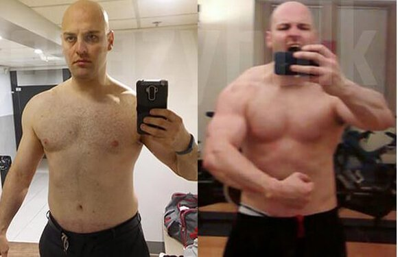 Bulking Steroids Results
